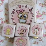 Бебешки съкровища с четири кутийки