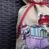 Коледно-новогодишна торбичка