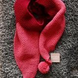 Дамски плетен шал!