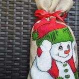 Коледно-новогодишна торбичка 6