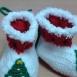 buy Бебешки/детски забавни плетени терлички in Bazarino