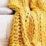 Одеяло едра плетка 130х180 см