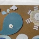 Картичка с плик