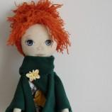 Кукла ръчна изработка