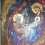 Православна икона Рождество Христово