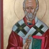 Православна икона Св Николай Чудотворец