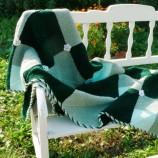 Ръчно плетено одеяло