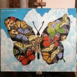 Картина с пеперуди.