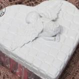 Бебешка кутия - сърце