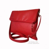 Clutch bag wh-red