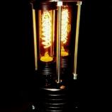 Стиймпънк лампа
