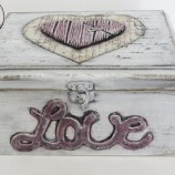 Кутия Rustic Love