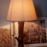 Нощна лампа ръчна изработка