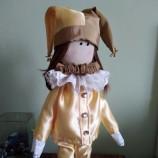 Кукла Тилда Арлекин