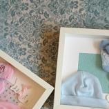 Рамка-кутия за бебе - за момче и за момиче