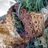 buy Лек пролетен плетен шал in Bazarino