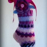 Ръчно плетени чорапи