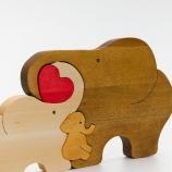 Дървени семейства слончета
