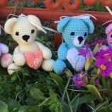 Ръчно плетени играчки