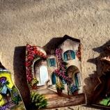 buy Дървена къщичка за декорация, или окачалка за ключове in Bazarino