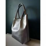 Tote Bag#114-silver