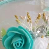 2 комплекта диадема и гривна с цветя