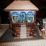 Хаджи Генчовата къща - макет