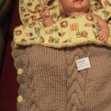 Бебешко чувалче за кола и спане