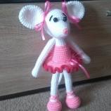 Мишка балеринка