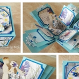 Сватбени кутийки-картички