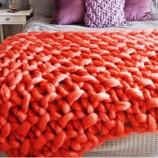 buy Мериносово одеяло- едро плетиво in Bazarino