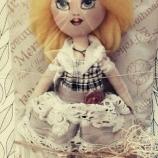 Ръчно изработени кукли от плат