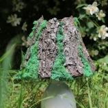 Декоративна арт лампа с дъх на природа