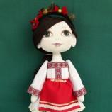 Яна - текстилна кукла