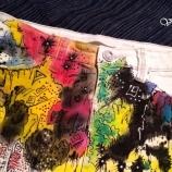 Рециклирана къса пола