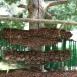 buy Декорация за стена с пирографирани дървесни кори in Bazarino