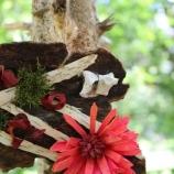 Еко декорация на основата на натурални дървесни кори