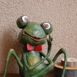 Жаба папие маше