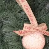 Коледна топка за елха