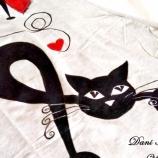 Рокля с котки