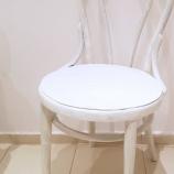 Виенски стол Тонет бял
