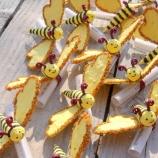Подаръчета за гости - Покълващи пчелички