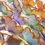 Подаръчета за гости - Покълващи пеперуди