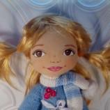 кукла от текстил