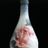 Декорирана бутилка 2