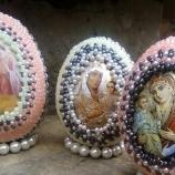 Сувенирни яйца с икона