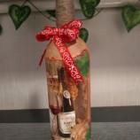 Бутилка червено вино Трифон Зарезан