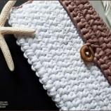 Плетена Чанта