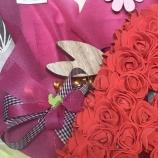 3Д букви от полиетиленови розички