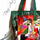 Рисувана торба